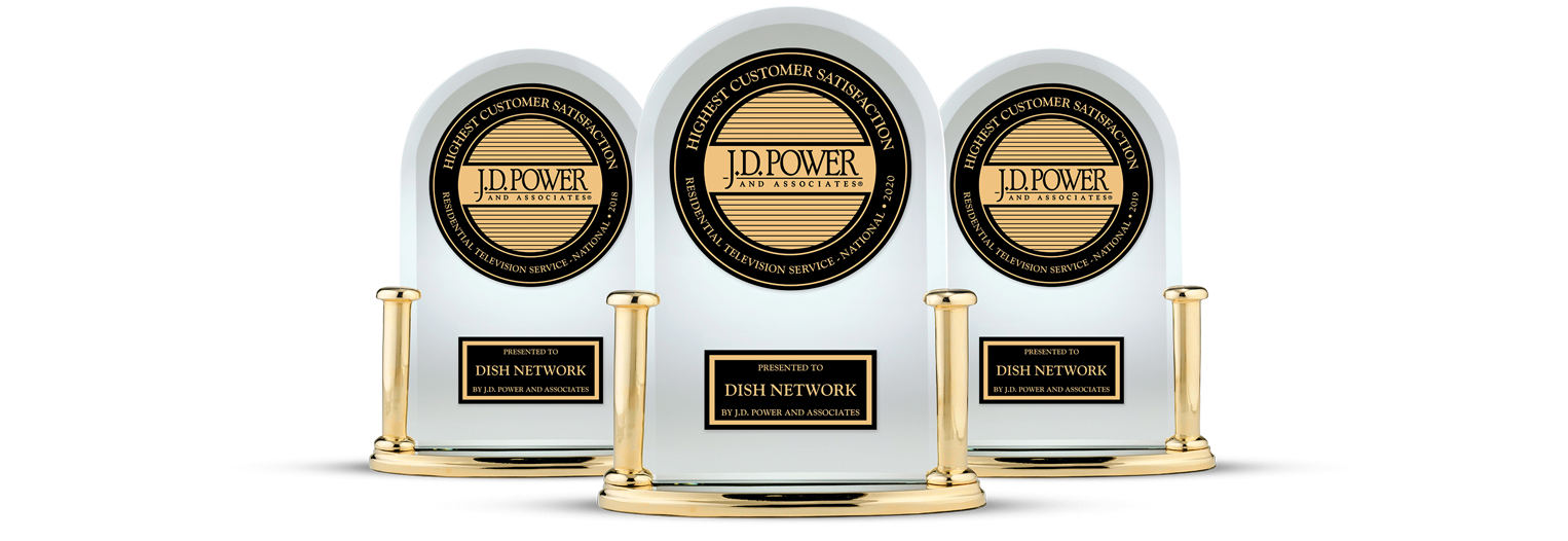 DISH Customer Satisfaction - Ranked #1 by JD Power - Galaxy 1 Marketing, Inc in Bettendorf, Iowa - DISH Authorized Retailer