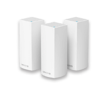 DISH Smart Home Services - Linksys Velop Mesh Router - Bettendorf, Iowa - Galaxy 1 Marketing, Inc - DISH Authorized Retailer